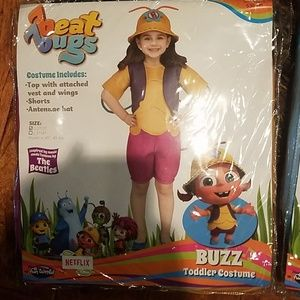 Beat bug costume